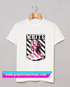 4858a4064683ca Off White Kanye West Yeezus T-Shirt