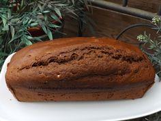 Sublime pain d'épices IG Bas - Au palmares de la gourmandise Menu Leger, Beaux Desserts, Keto Nutrition, Bread Cake, Cheesecakes, Coco, Banana Bread, Biscuits, Spices