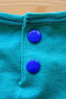 15-Button Placket by ohbabylee, via Flickr