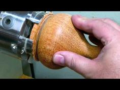 ▶ Wood Turning a Bud Vase. With Guy Bradbury & Carl Jacobson (Funny Video) - YouTube