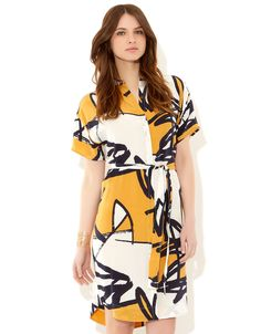 For perfect party dresses, elegant eveningwear and stylish occasion pieces, explore our new range. Let our women's and children's collections inspire you. Monsoon Uk, Free Clothes, Yellow Dress, Summer Wardrobe, Kids Outfits, Wrap Dress, Dresses For Work, Shirt Dress, My Style