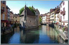 Un lugar hermoso de Francia