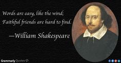 Read about three words that are often attributed to Shakespeare.