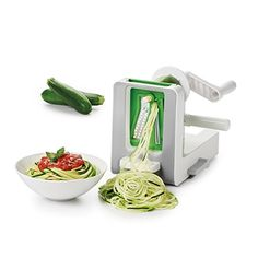 Amazon.com: OXO Good Grips 3 Blade Spiralizer With StrongHold Suction:  Kitchen