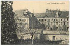 POITIERS - Ecole Saint Stanislas Poitiers, Saint, Louvre, Building, Travel, Cities, Places, Photography, Viajes