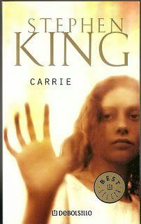 """""""El escalofriante caso de una joven de apariencia insignificante que se transformó en un ser de poderes anormales, sembrando el terror en la ciudad. Con pulso mágico para mantener la tensión a lo largo del libro, Stephen King narra la atormentada adolescencia de Carrie, y nos envuelve en una atmósfera sobrecogedora cuando la muchacha realiza una serie de descubrimientos hasta llegar al terrible momento de la venganza. Esta novela fue llevada al cine con un inmenso éxito de público y…"""