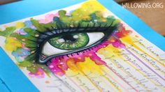 Life Book 2014 - Week 51 - Binding Your Life Book with Tamara Laporte - willowing & friends