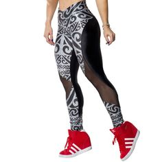 Legging-Tribal-Viper-frente