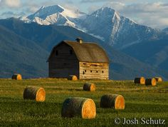 Breathtaking Mission Mountains in Montana