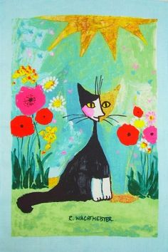 Wherever a cat sits, there shall happiness be first.   —Stanley Spencer
