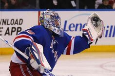 It was another Game 7 for Henrik Lundqvist. So of course it ended with another Rangers win. 5-13-2015