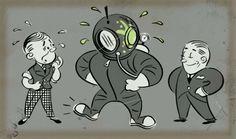 Hypnotize Big Daddy - The BioShock Wiki - BioShock, BioShock 2, BioShock Infinite, news, guides, and more