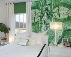 Modern Wall Unique Murals Bedroom Design