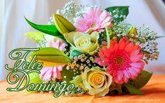Feliz Domingo - Imágenes con Mensajes - Flores y Paisajes | Banco de Imágenes Gratis