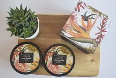 Botantical Collection Butter and Scrub