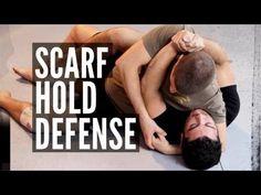 "MMA Scarf Hold Escapes   Andrew ""Squid"" Montañez   mmasurge.com #mma"