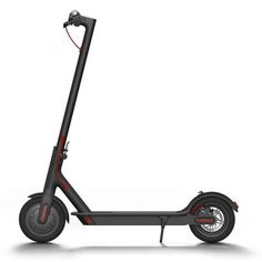 Xiaomi ultralight long life folding electric scooter intelligent bms double brake system 25 km/h max. load two wheels electric scooter Sale - Banggood. Scooter Wheels, Kick Scooter, Go Sport, Best Electric Scooter, Electric Vehicle, Scooters For Sale, Der Bus, Brake System, Skateboards