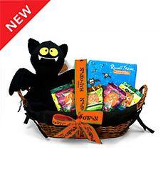 Batty for Chocolates Gift Basket