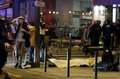 Multiples attaques à Paris, au moins 39 morts