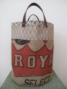 One of my sister, Abbie's, creations at www.twigprints.com Tote Storage, Burlap, Reusable Tote Bags, Etsy, Design, Home, Hessian Fabric, Design Comics