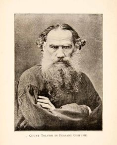 Leo Tolstoy Biography