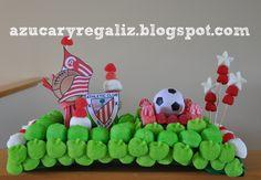 Tarta# personalizada # futbol