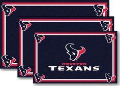 Houston Texans NFL Area Rugs