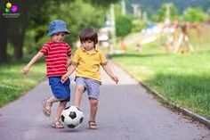 This is a picture of siblings playing together and represents the importance of my role as a sibling to my sense of happiness. Siblings, Play, Happy, Cards, Pictures, Happiness, Collection, Photos, Bonheur