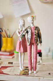 Resultado de imagen para boneca de papel mache passo a passo