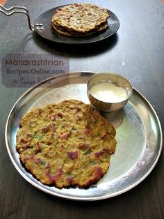 'Bhajani' is key ingredient for making delicious thalipeeth. Traditionally 'bhajani' is prepared by roasting various whole grains and grinding them in. Cooked Cucumber, Cucumber Recipes, Veg Recipes, Indian Food Recipes, Snack Recipes, Cooking Recipes, Flour Recipes, Easy Recipes, Cooking