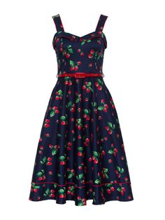 Designer Clothes, Shoes & Bags for Women Strawberry Dress, Strawberry Fields, Strawberry Wedding, Mode Outfits, Fashion Outfits, Womens Fashion, Pretty Outfits, Beautiful Outfits, Vintage Dresses