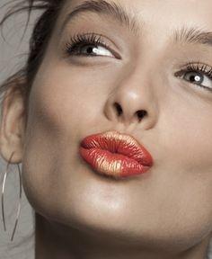 Emani Vegan Cosmetics, Fall 2013 Orange Lip Color