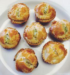 mini chicken and broccoli pot pie    @Vale Design with Giada's recipe