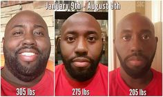 "My friend Jamell looks absolutely AWESOME!!! CLICKABLE LINK IN PROFILE ""I started my journey this year on January 9th and 7 months later I am down 100 more pounds!!! All I do is take Max HiBurn8 and exercise. All things are possible when you believe and put in the action!"" #realpeoplerealresults #healthyliving #weightlossgoals #weightloss #atkins #weightwatchers #lowcarb #lowcal #paleo #vegan #doingit #gym #fitness #diabeties #loseweight #healthy #love #lifeiswhatyoumakeit #choices #dreams…"