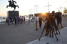 Δημιουργία - Επικοινωνία: Θεσσαλονίκη:Ελλάδα όπως Άγιος Δομίνικος: Ξετρελαμέ... Street View, Film, Concert, Movie, Movies, Film Stock, Recital, Concerts