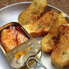 les bons vivants: receita - pão de leite frito com sardinhas enlatad...