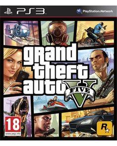 Grand Theft Auto V PS3. Disponible en www.tientagael.es
