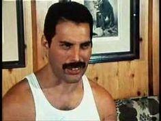 Freddie Mercury Interview Musical Prostitute part 1 (+playlist)
