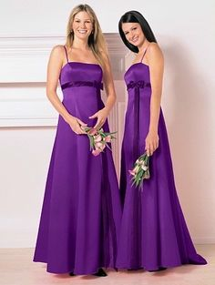 bridesmaid dresses  purple dresses