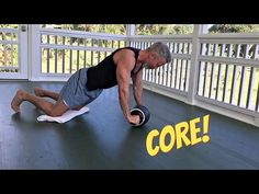 8-Exercise Core Workout for After Age 50 - YouTube
