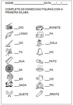 Blends and Digraphs {freebie} Morning Activities, Preschool Activities, Literacy Year 1, Romanian Language, Blends And Digraphs, Learn Portuguese, English Activities, Kids Education, Learn English