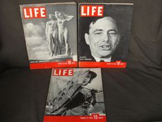3 March 1939 Life Magazines Worlds fair Goebbels