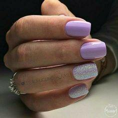 Violet Nails, Purple Nails, Hot Nails, Hair And Nails, Beauty Nails, Hair Beauty, Cut Crease Makeup, Tattoo Bracelet, Dream Nails