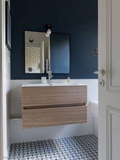 Siena, Glass Partition, Parisian Apartment, Modern Classic, Minimalism, Mirror, Bathroom, Furniture, Home Decor