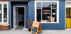 Standard & Strange men's clothing Oakland