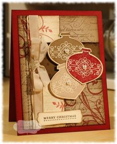 Merry Christmas by prchvs - Cards and Paper Crafts at Splitcoaststampers