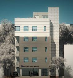 #Community #Center Multi Story Building, Community