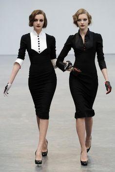 L'wren Scott 40s style dresses