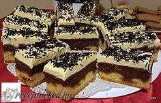 nálunk most ez lett a legújabb favorit Poppy Cake, Tiramisu, Food And Drink, Cooking Recipes, Tasty, Sweets, Cookies, Healthy, Ethnic Recipes
