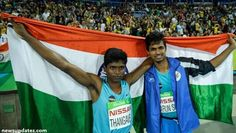 The History of rio Paralympics Indian Player won first time gold medal in Rio…